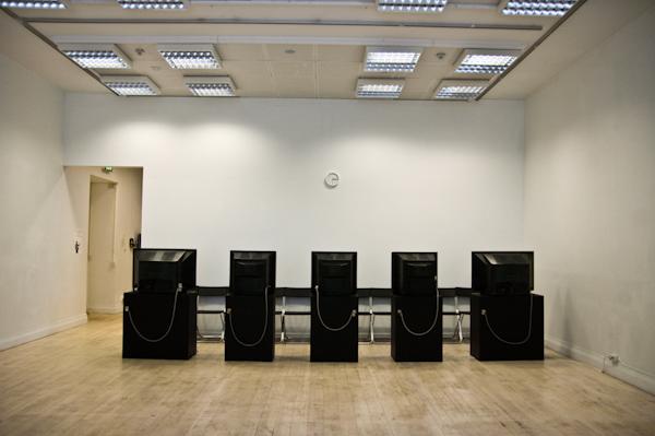 Interview - installation view